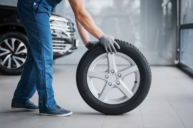 neumático adecuado
