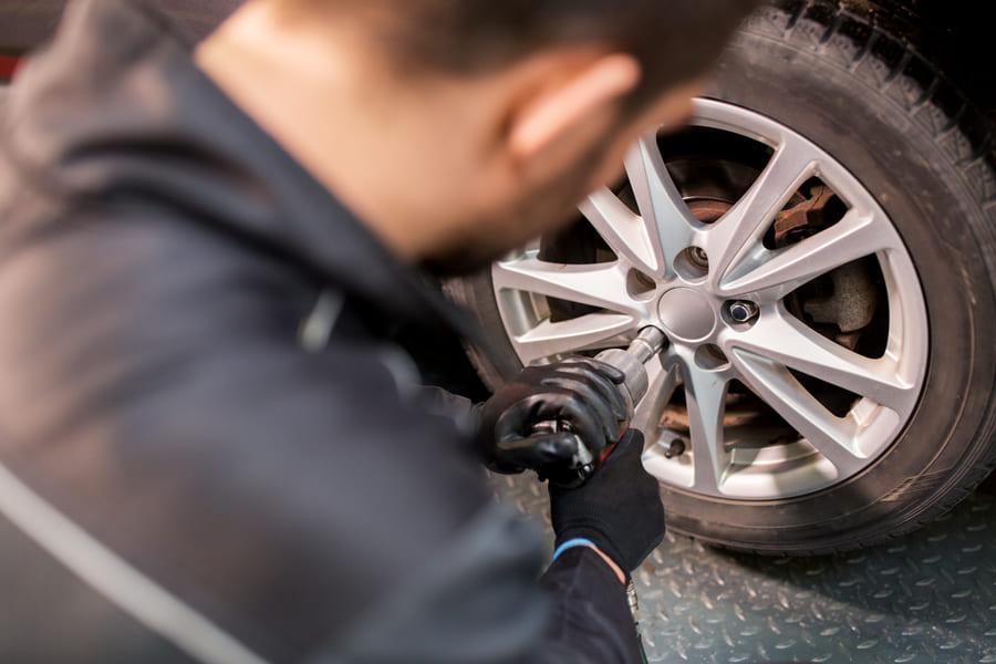 neumáticos de coche