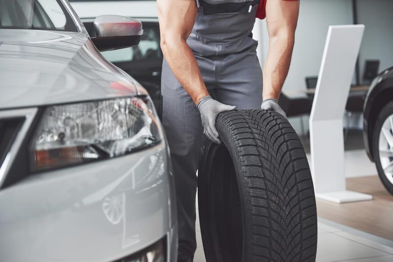 duración neumáticos de coche